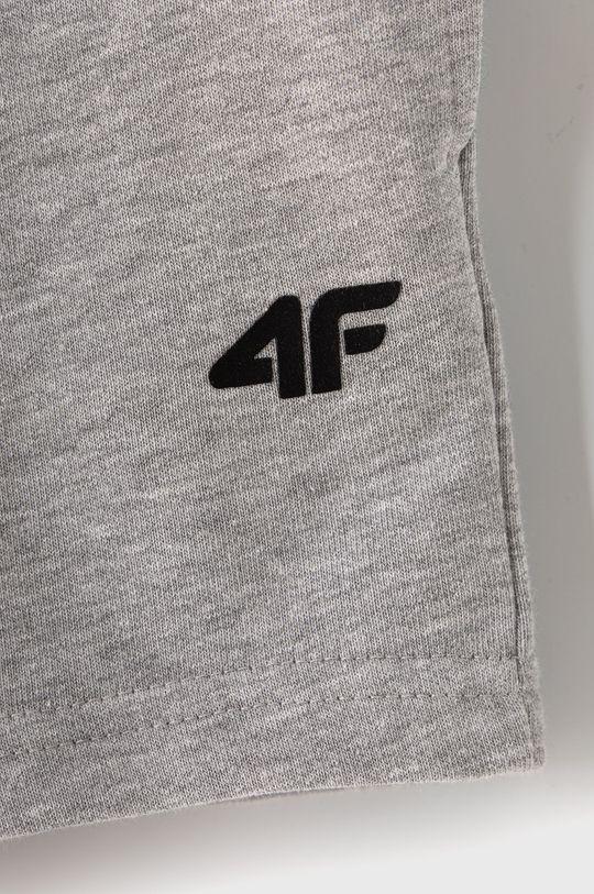 4F - Detské krátke nohavice 122-164 cm  78% Bavlna, 22% Polyester
