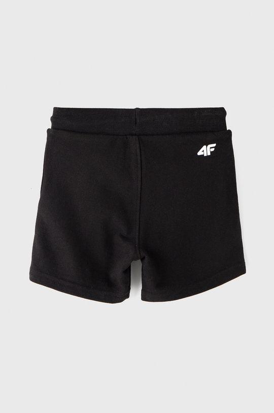4F - Detské krátke nohavice 122-164 cm  86% Bavlna, 14% Polyester