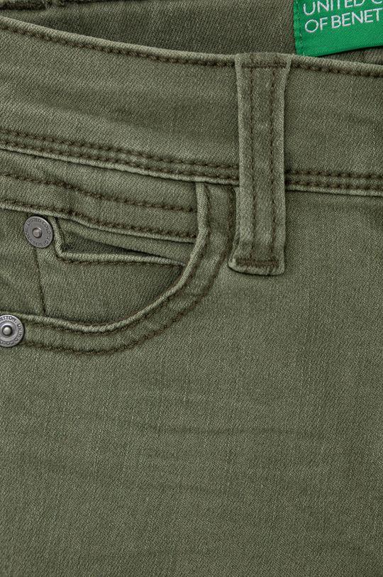 United Colors of Benetton - Dětské riflové kraťasy  74% Bavlna, 2% Elastan, 24% Polyester
