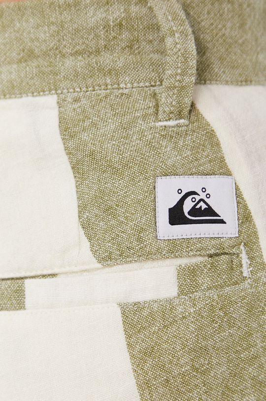 jasny zielony Quiksilver - Szorty