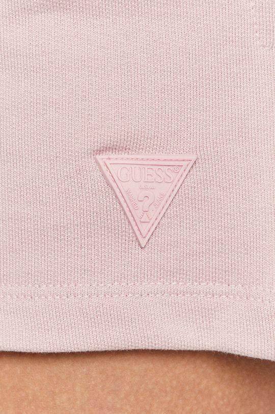 różowy Guess - Szorty