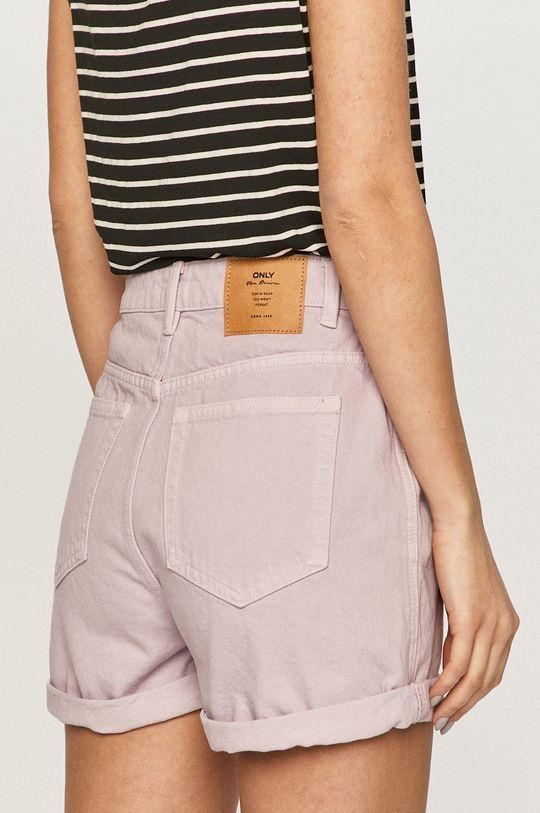 Only - Szorty jeansowe 100 % Bawełna