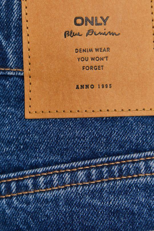 niebieski Only - Szorty jeansowe