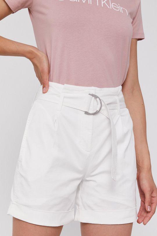 biały Calvin Klein - Szorty Damski