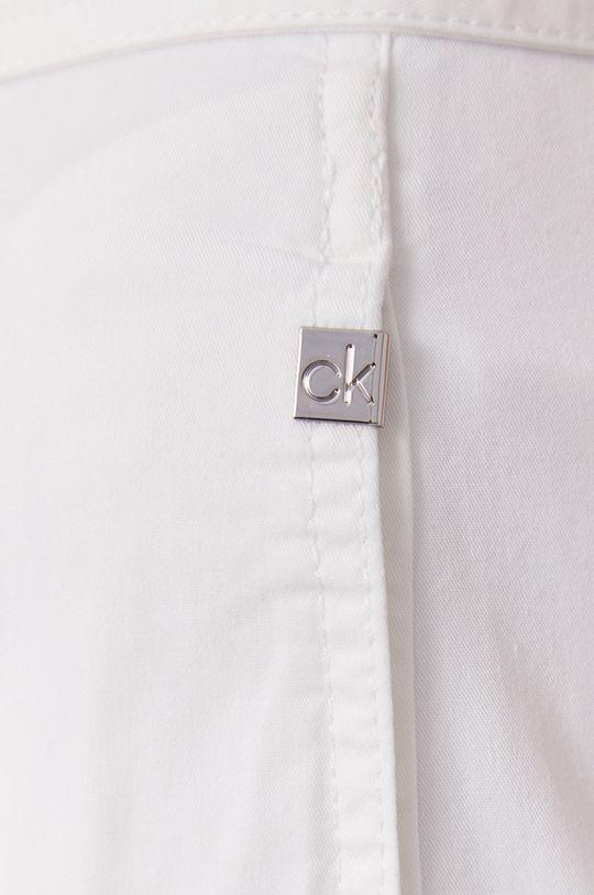 biały Calvin Klein - Szorty