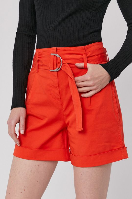 oranžová Calvin Klein - Kraťasy Dámský