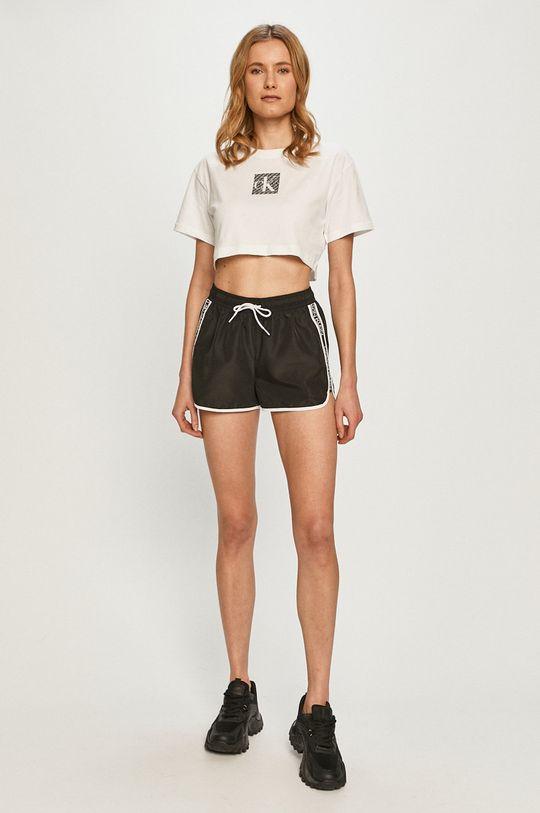Calvin Klein - Šortky čierna