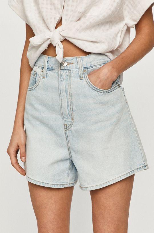 jasny niebieski Levi's - Szorty jeansowe Damski