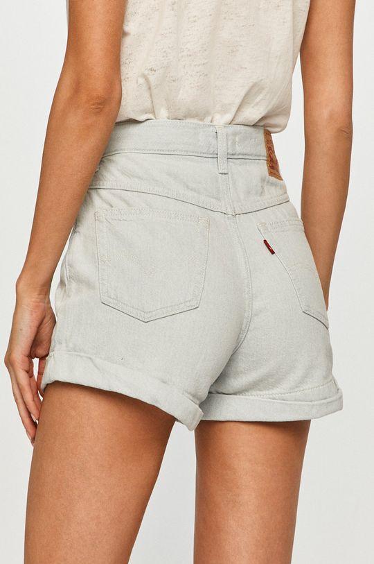 Levi's - Szorty jeansowe 97 % Bawełna, 3 % Inny materiał
