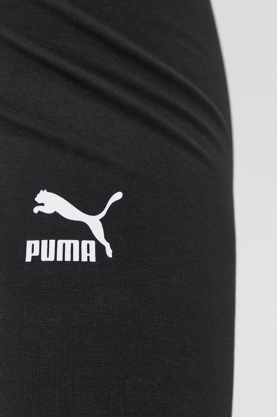 czarny Puma - Szorty