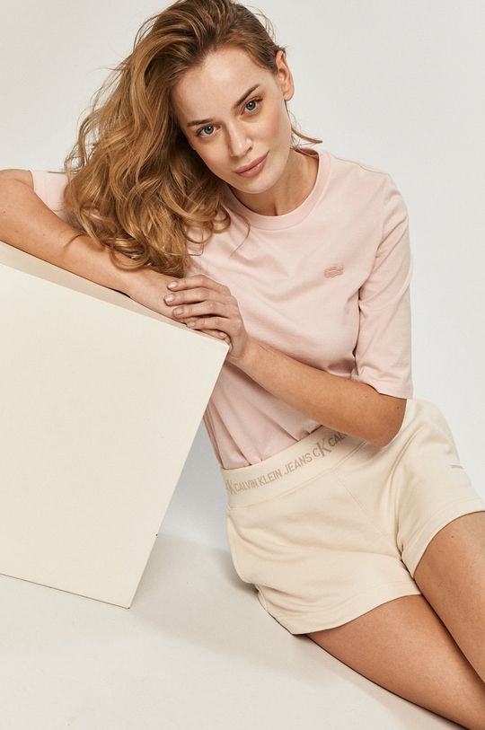 Calvin Klein Jeans - Szorty piaskowy