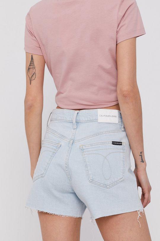 Calvin Klein Jeans - Szorty jeansowe 99 % Bawełna, 1 % Elastan