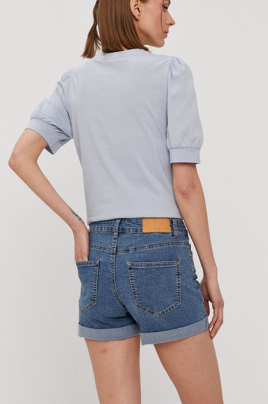Noisy May - Džínové šortky  79% Bavlna, 3% Elastan, 18% Polyester