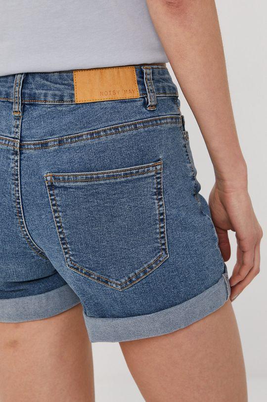 modrá Noisy May - Džínové šortky