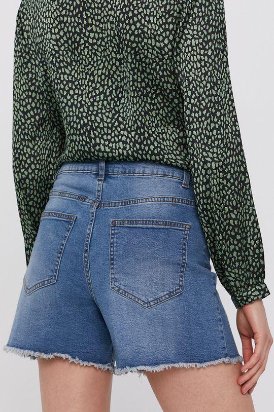 Noisy May - Szorty jeansowe 99 % Bawełna, 1 % Elastan