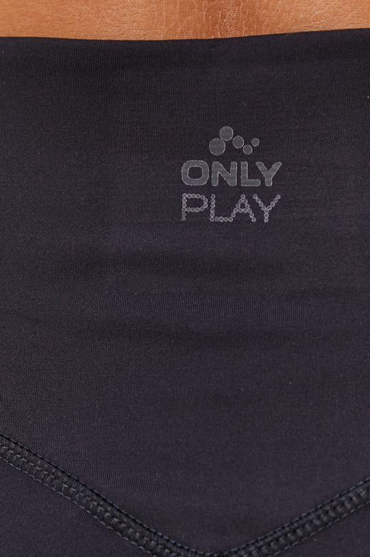 czarny Only Play - Szorty