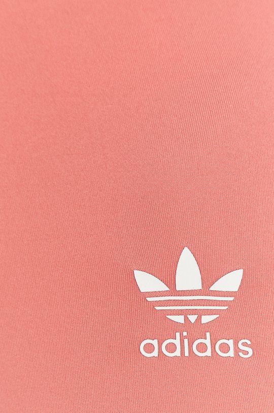 różowy adidas Originals - Szorty
