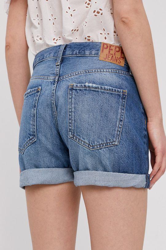 Pepe Jeans - Szorty jeansowe Mable 100 % Bawełna