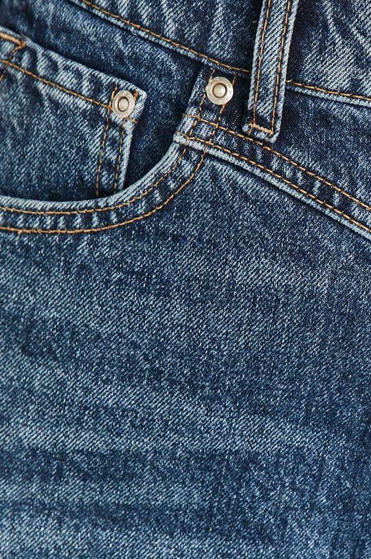 niebieski Pepe Jeans - Szorty jeansowe Rachel