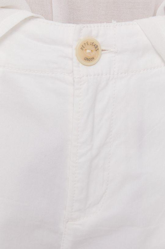 biały Pepe Jeans - Szorty