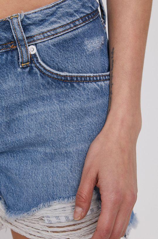 niebieski Pepe Jeans - Szorty