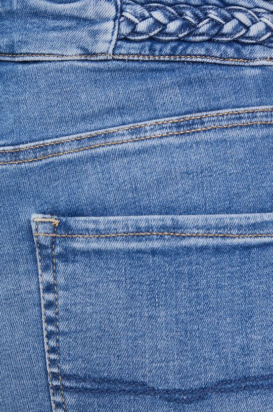 modrá Pepe Jeans - Džínové šortky Mary Archive