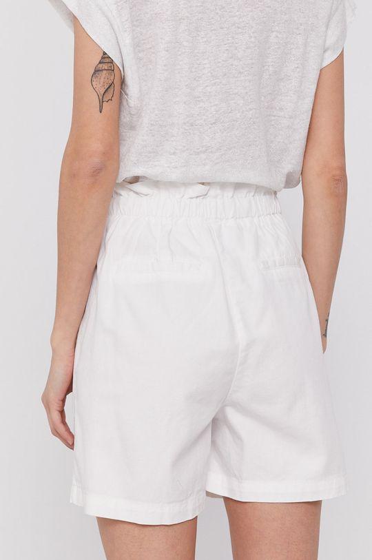 Pepe Jeans - Szorty Nell 80 % Bawełna, 20 % Len