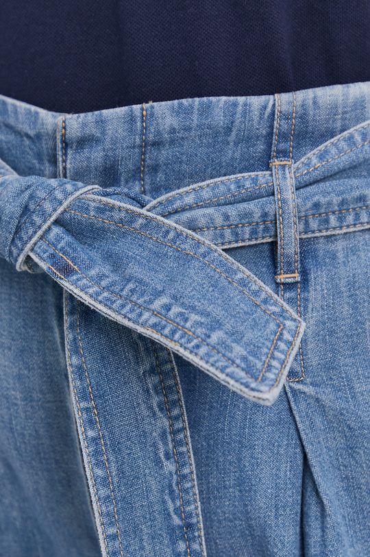 niebieski Lauren Ralph Lauren - Szorty jeansowe