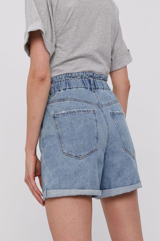 Vero Moda - Szorty jeansowe Ściągacz: 100 % Bawełna