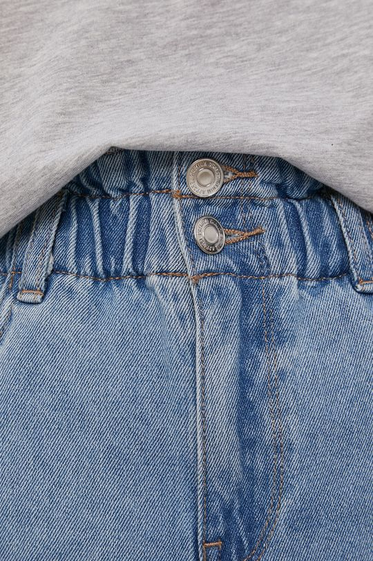 niebieski Vero Moda - Szorty jeansowe
