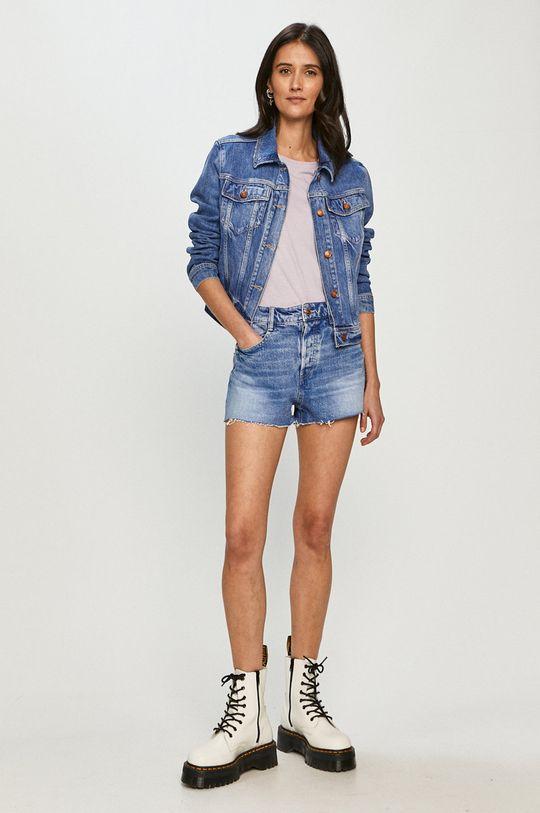 Miss Sixty - Szorty jeansowe niebieski