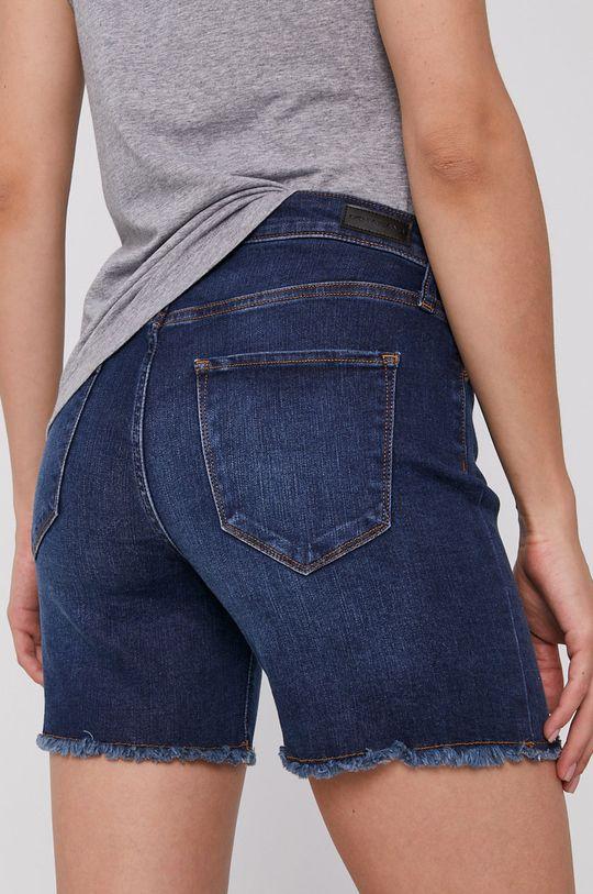 Dkny - Szorty jeansowe 68 % Bawełna, 2 % Elastan, 27 % Poliester, 3 % Wiskoza