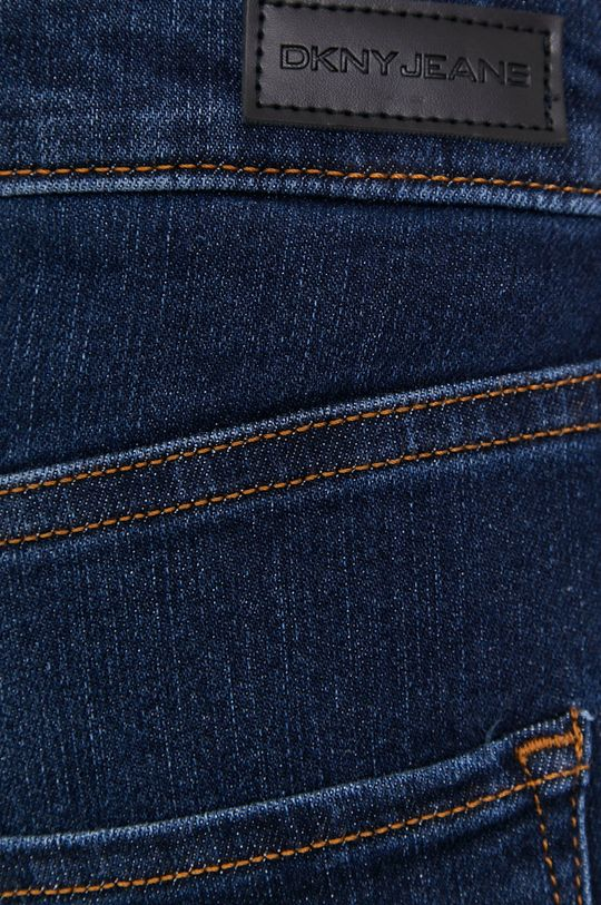 granatowy Dkny - Szorty jeansowe