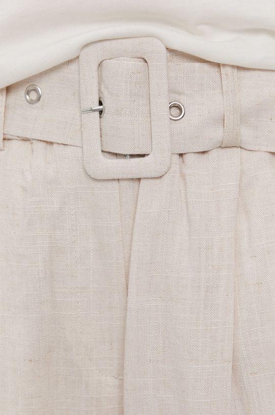 krémová Vero Moda - Šortky