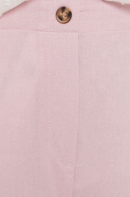pastelowy różowy Vero Moda - Szorty