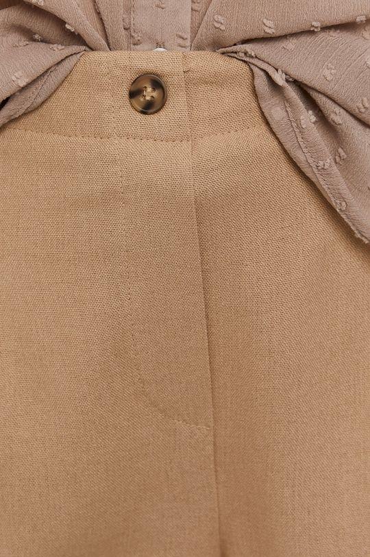 piaskowy Vero Moda - Szorty