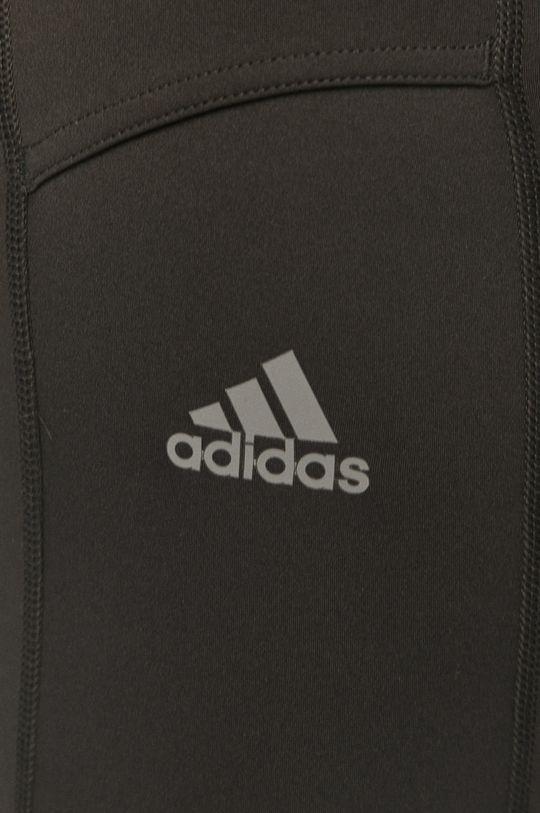 čierna adidas Performance - Šortky