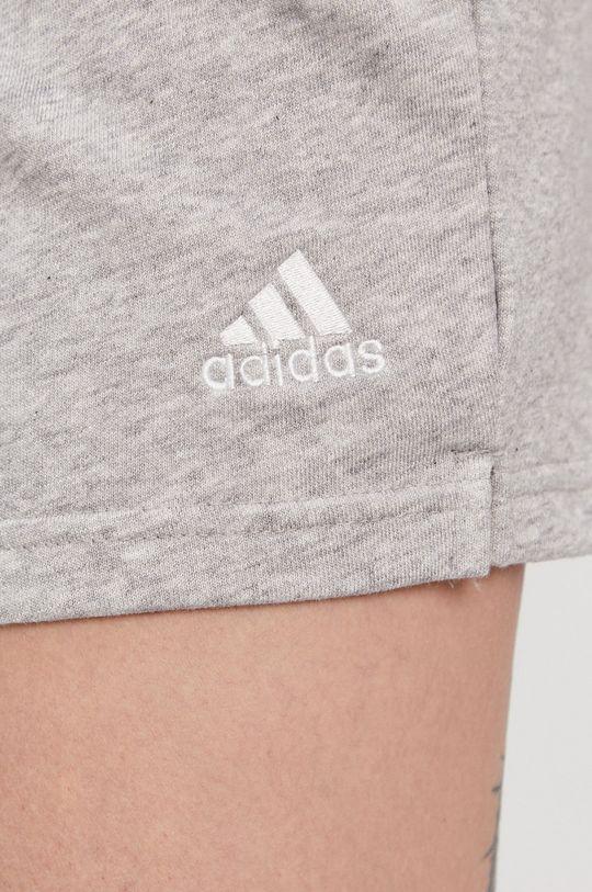 szary adidas - Szorty
