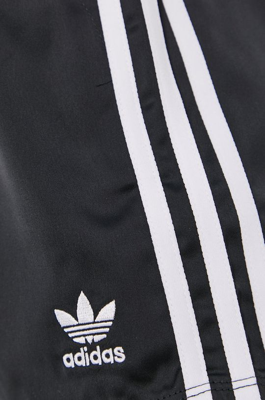 czarny adidas Originals - Szorty