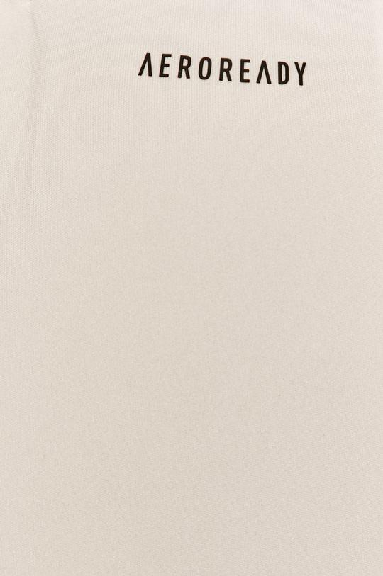 bílá adidas Performance - Kraťasy