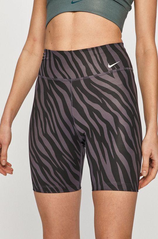 purpurowy Nike - Szorty Damski