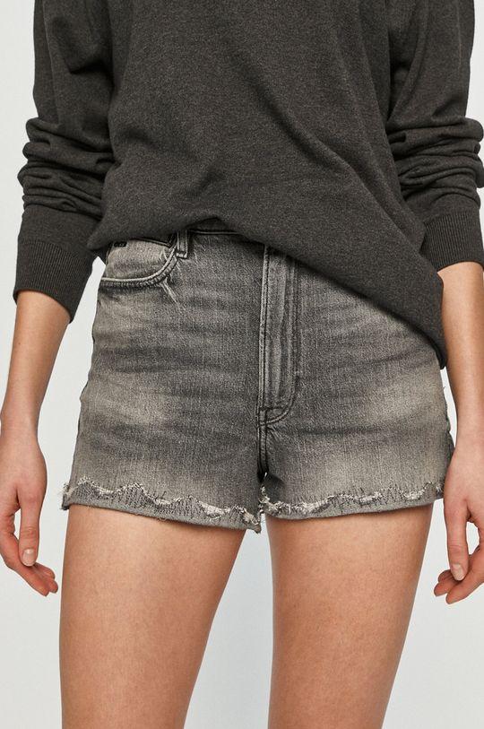gri G-Star Raw - Pantaloni scurti jeans De femei