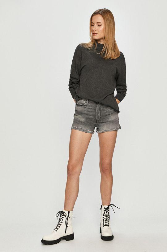G-Star Raw - Pantaloni scurti jeans gri