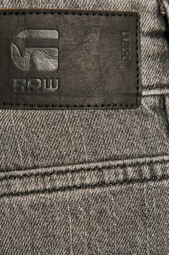 gri G-Star Raw - Pantaloni scurti jeans