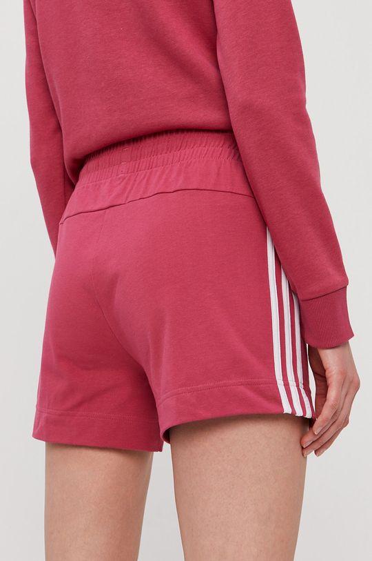różowy adidas - Szorty