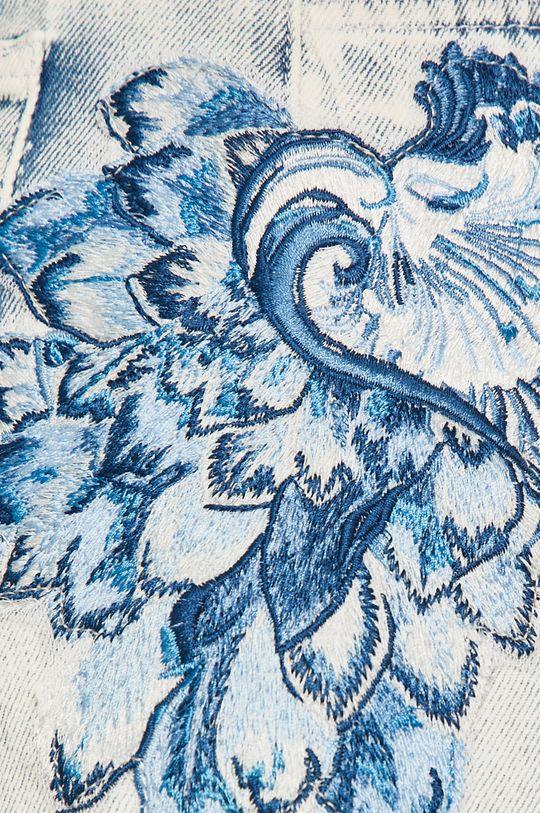 světle modrá Twinset - Džínové šortky