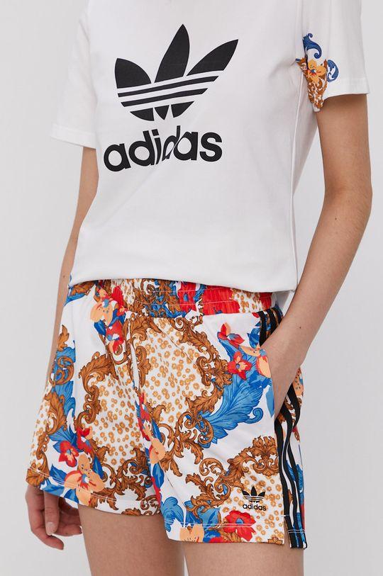 viacfarebná adidas Originals - Šortky Dámsky