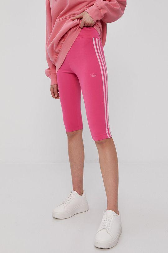 różowy adidas Originals - Szorty Damski