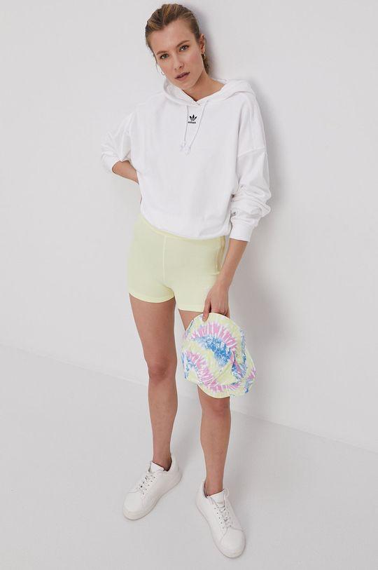 galben adidas Originals - Pantaloni scurti