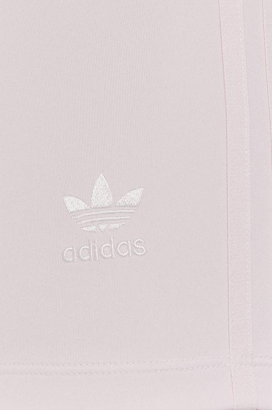 różowy adidas Originals - Szorty BOOTY